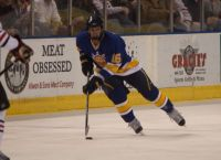 Switching Sides :: Blues Sign David Spina from San Antonio