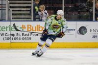 Anthony Nigro Assigned to Evansville