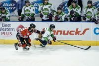 RIVERMEN ROLL PAST THUNDER IN SEASON OPENER