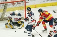 RIVERMEN SET PLAYOFF ROSTER