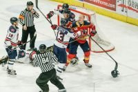 VERMEERSCH NAMED TO SPHL'S ALL-ROOKIE TEAM