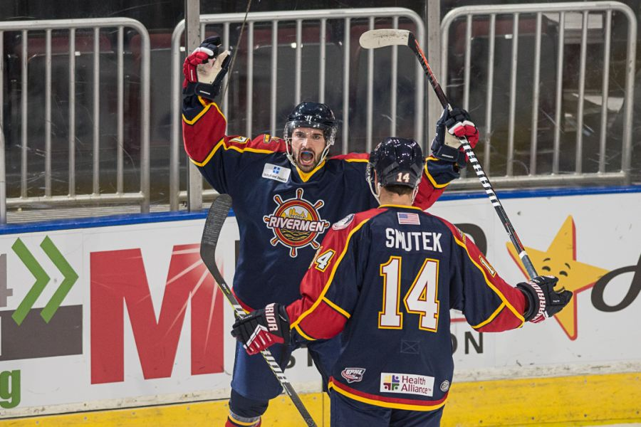 RIVERMEN FIND NEW BROADCAST HOME